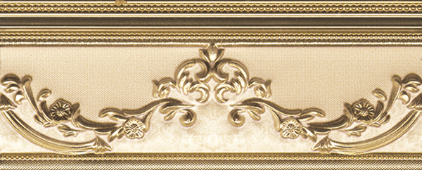Бордюр Aparici +17862 Cachemir Gold Cf бордюр aparici legacy moldura novel noce 4x29 75