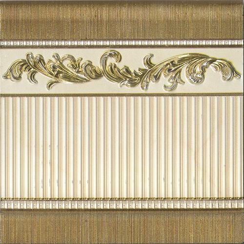 Бордюр Aparici +16741 Majestic Gold Zocalo бордюр almera ceramica orleans zocalo tarragone gold aqua marine 15x15