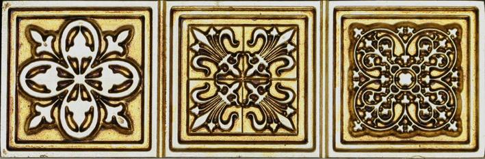 все цены на Бордюр Aparici +13284 SYMBOL GOLD CF онлайн