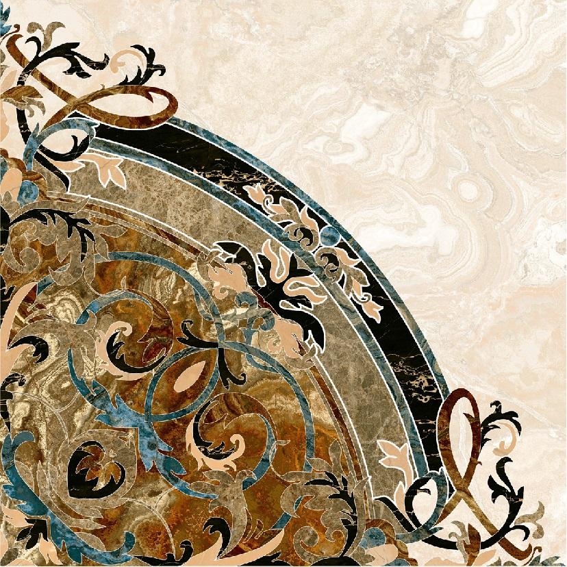 Декор Aparici +15257 Agate Rosso Centro Pul.-4 цена