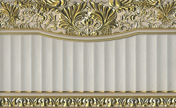 Бордюр Aparici +15270 Chisel Gold Zocalo бордюр almera ceramica orleans zocalo tarragone gold aqua marine 15x15
