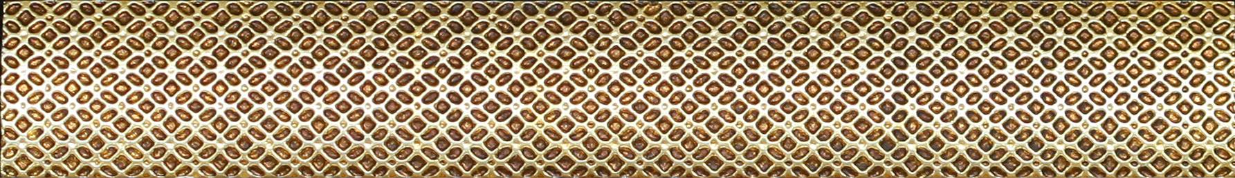 Бордюр Aparici +13283 SYMBOL GOLD MOLD бордюр blau versalles mold michelle 3 5x25
