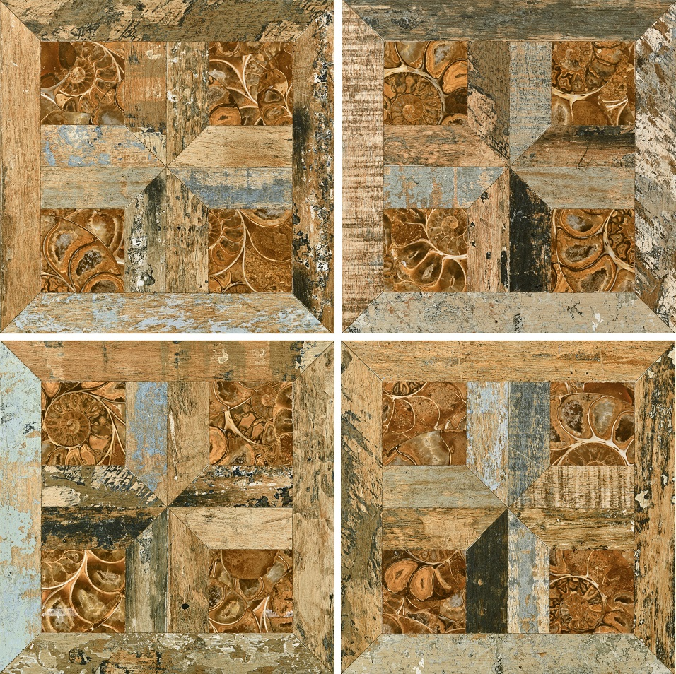 Напольная плитка Aparici +14218 Kingdom Baron Stamp Nat. напольная плитка casa dolce casa stones and more zecevo nat rett 80x80