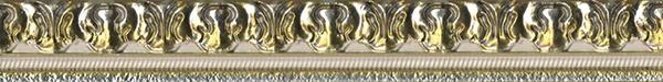 Бордюр Aparici +15268 Chisel Gold Moldura бордюр monopole petra silver moldura 5x15