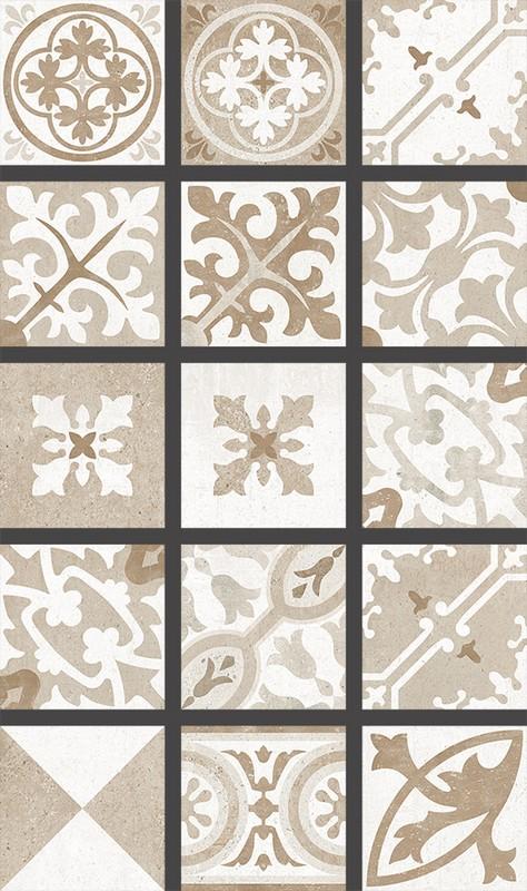 Напольная плитка Aparici +17866 Retro Random Natural random cartoon ceramic tile decal 1pc