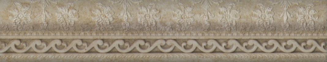 Бордюр Aparici +14229 Ducale Beige Moldura бордюр monopole petra silver moldura 5x15