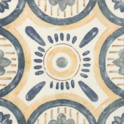 Настенная плитка APE Ceramica Giorno +12161 Isola декор ape ceramica arezzo varese mix crema 15 1x15 1
