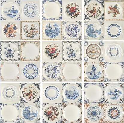 Декор APE Ceramica Giorno +12162 Decor Mix Treviso панно ape ceramica adorable decor set 2 romeo sand 40x60 комплект