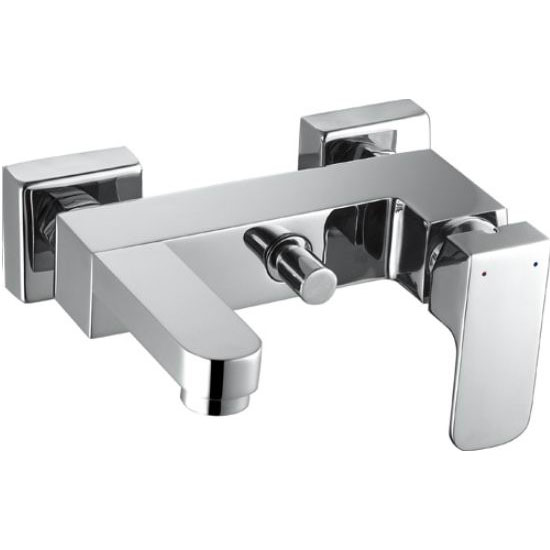 Смеситель Aquanet Cubic SD90441 для ванны cubic