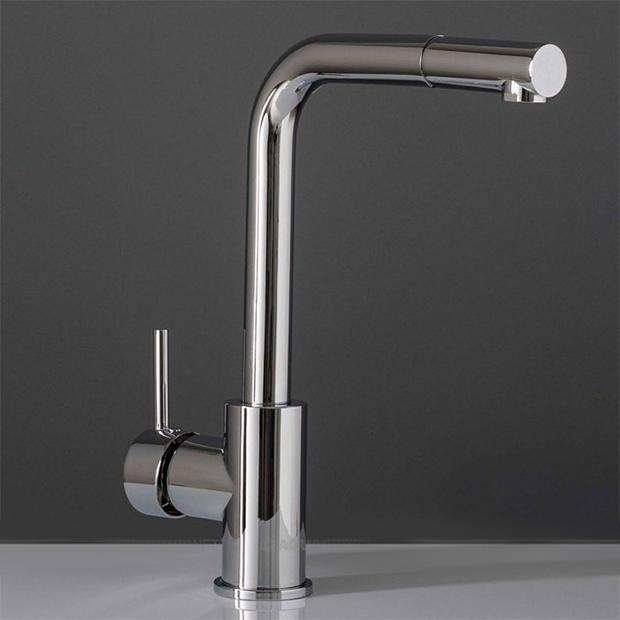 Смеситель Aquanet 00189335 для кухни смеситель для кухни edeny e3603h