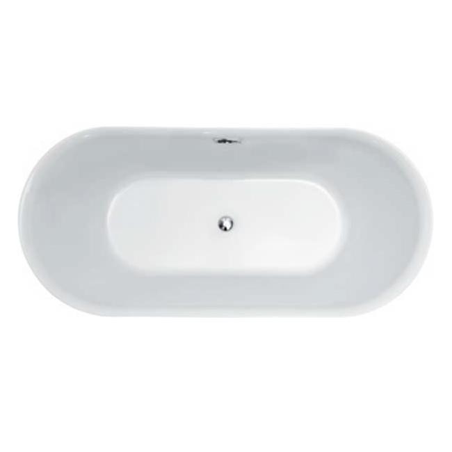 Акриловая ванна Aquanet Delight 170x78 акриловая ванна aquanet vitoria 204049