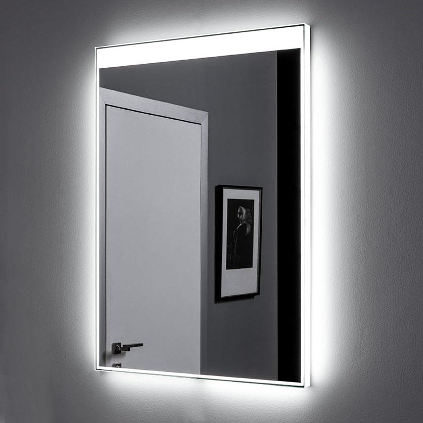 Зеркало Aquanet Палермо 12085 с LED подсветкой