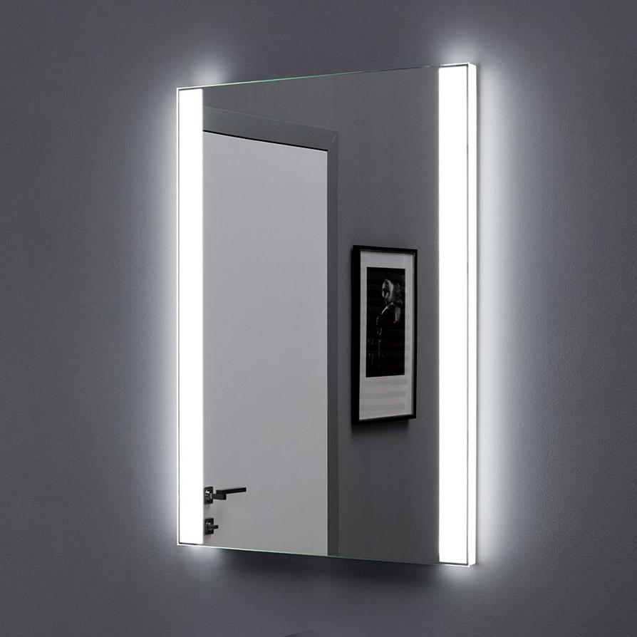 Зеркало Aquanet Форли 12085 с LED подсветкой