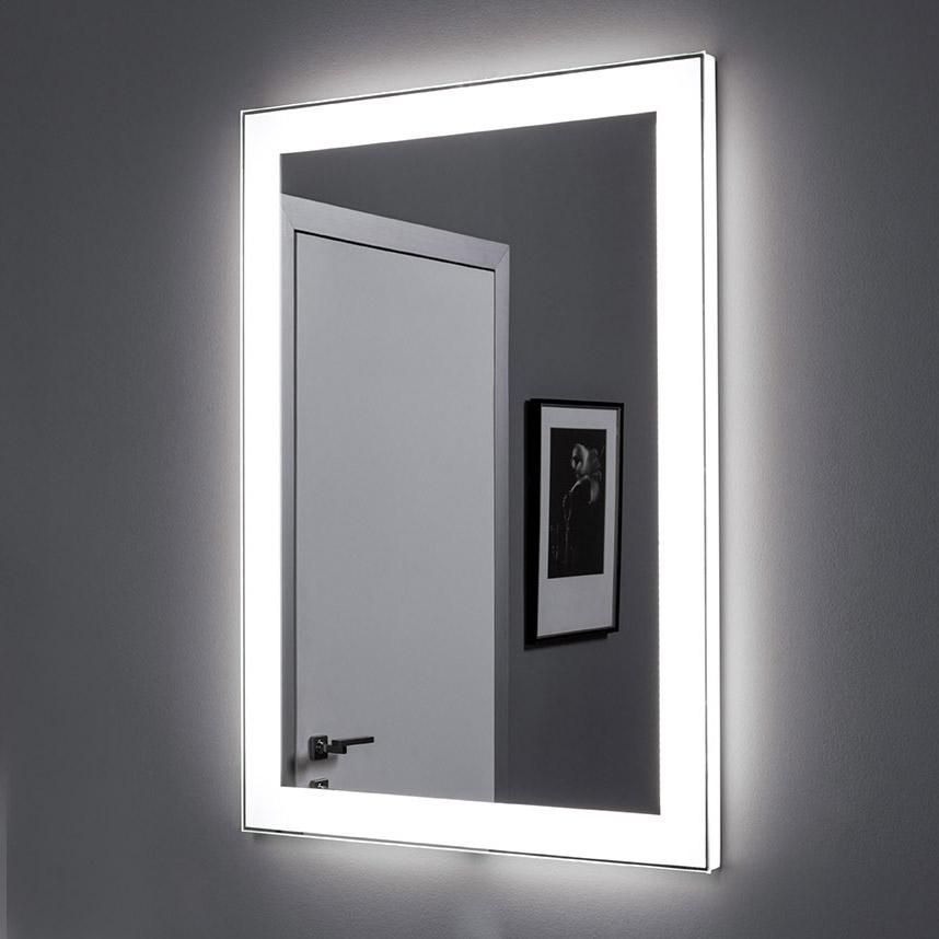 Зеркало Aquanet Алассио 9085 с LED подсветкой