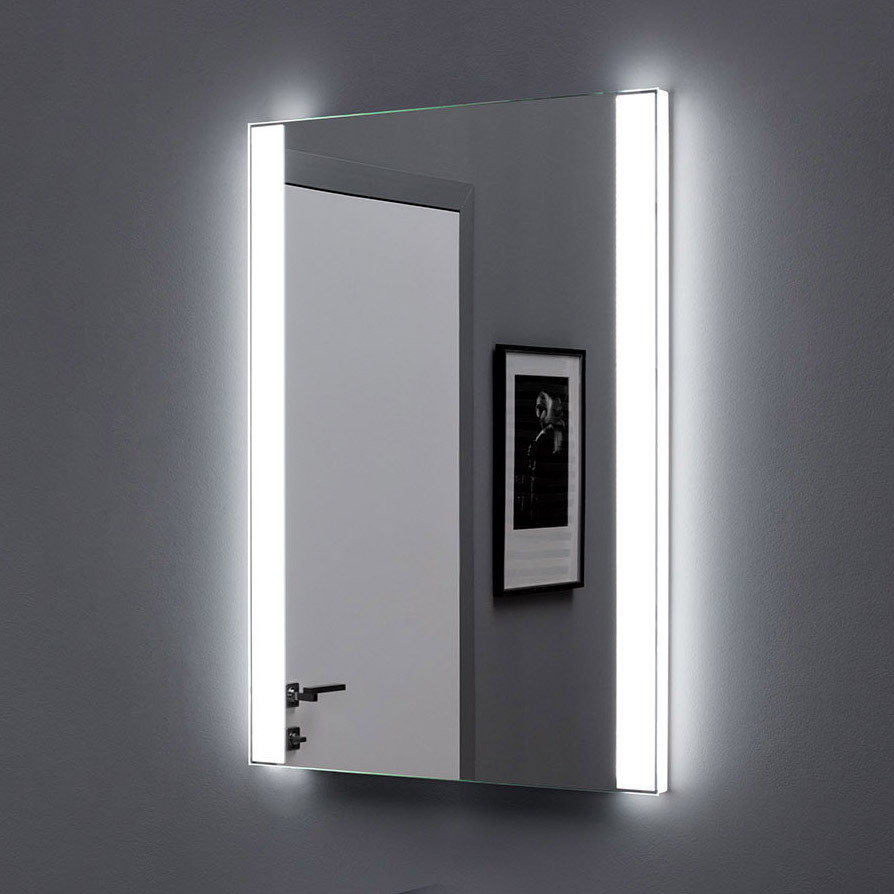 Зеркало Aquanet Форли 11085 с LED подсветкой