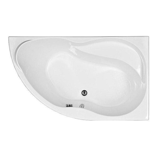 Акриловая ванна Aquanet Graciosa 150х90 R без гидромассажа