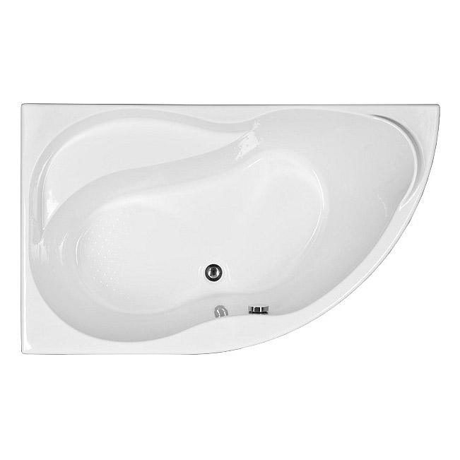 Акриловая ванна Aquanet Graciosa 150х90 L без гидромассажа