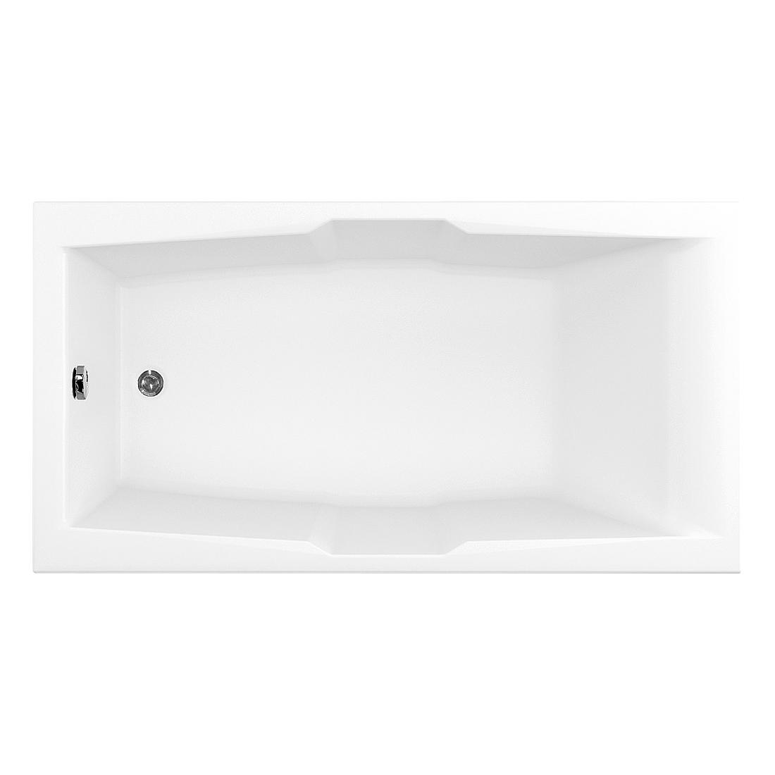 Акриловая ванна Aquanet Vega 190x100 без гидромассажа панель фронтальная aquanet vega 165317