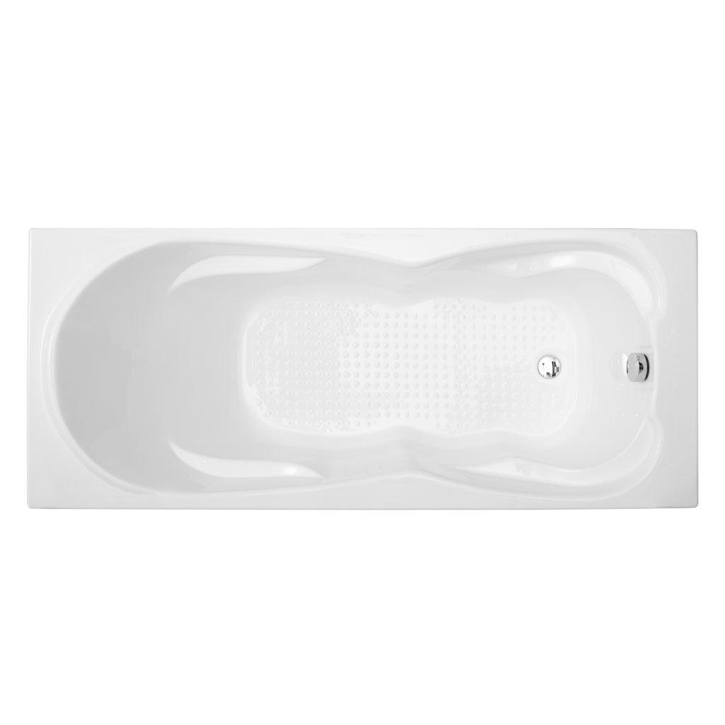 Акриловая ванна Aquanet Viola 180x75 без гидромассажа акриловая ванна aquanet viola 180x75 без гидромассажа