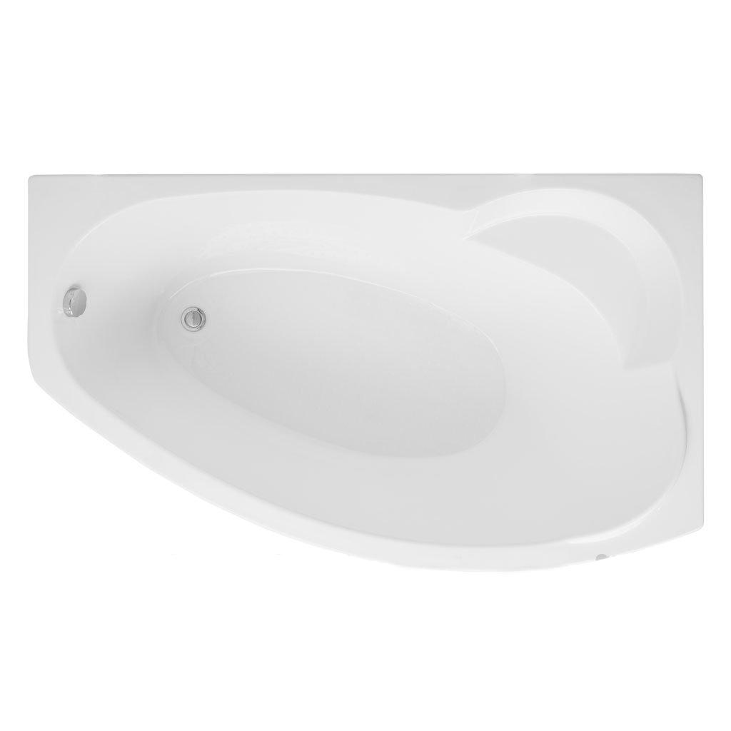 Акриловая ванна Aquanet Sofia 170x90 R без гидромассажа ванна aquanet borneo 170x90 r