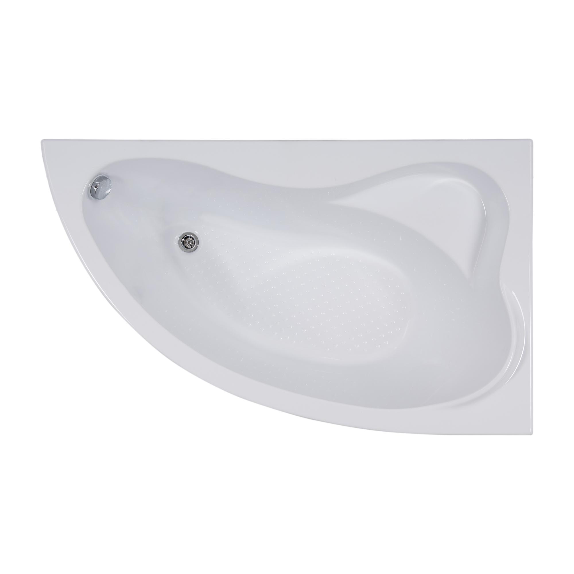 Акриловая ванна Aquanet Atlanta 150x90 R без гидромассажа цены
