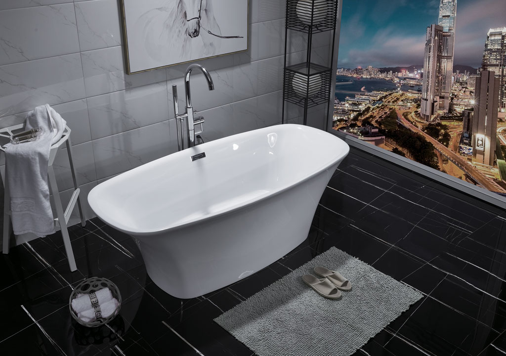 Акриловая ванна Aquanet Pleasure 150x72 акриловая ванна aquanet vitoria 204049