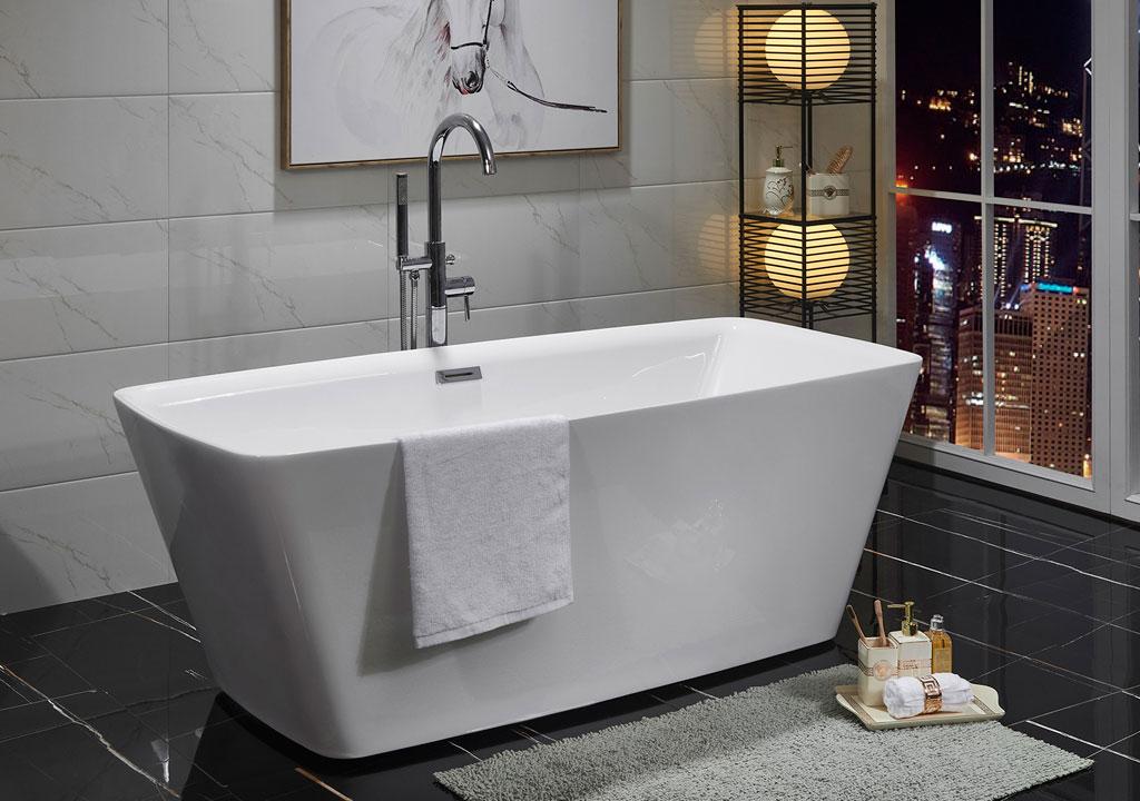 Акриловая ванна Aquanet Joy 170x78 акриловая ванна aquanet delight 208600 170x78