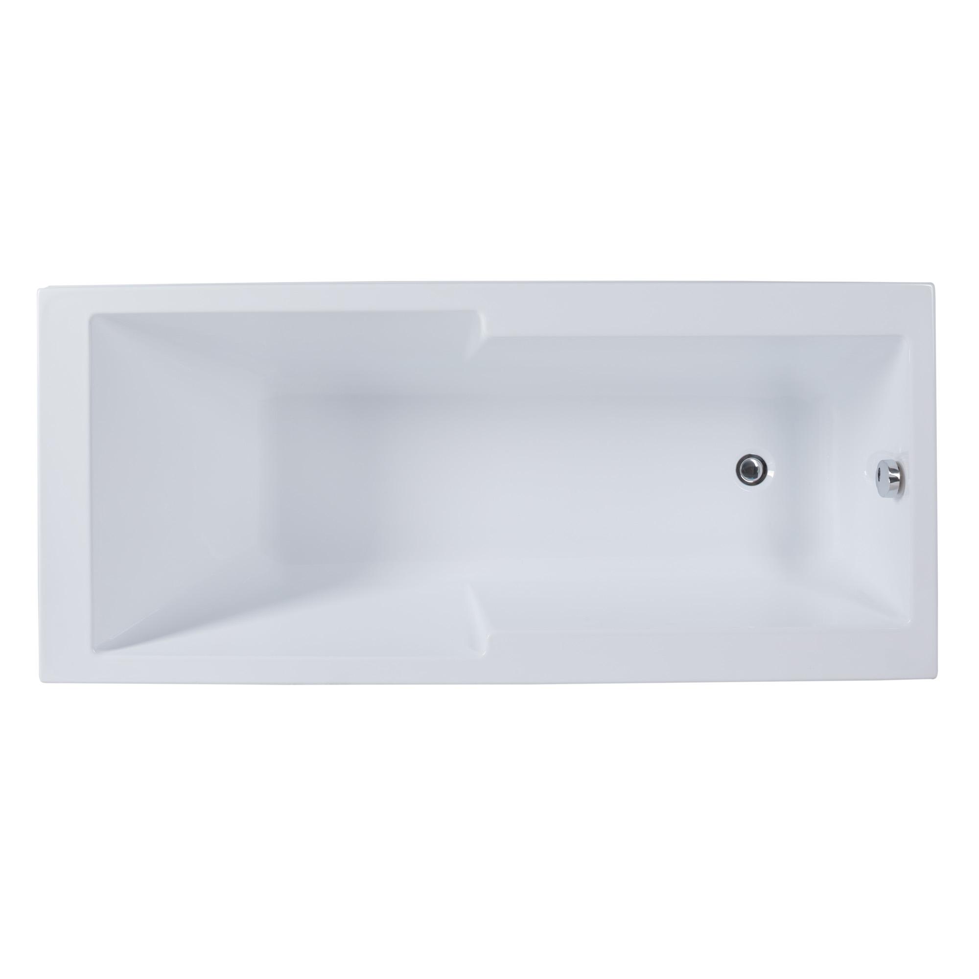 Акриловая ванна Aquanet Taurus 170x75 без гидромассажа цена