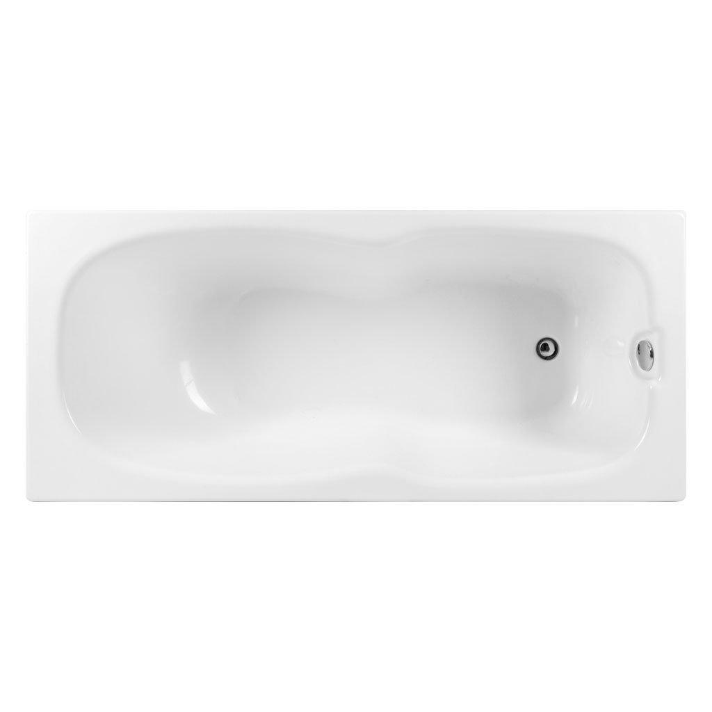 Акриловая ванна Aquanet Riviera 170x75 без гидромассажа цена