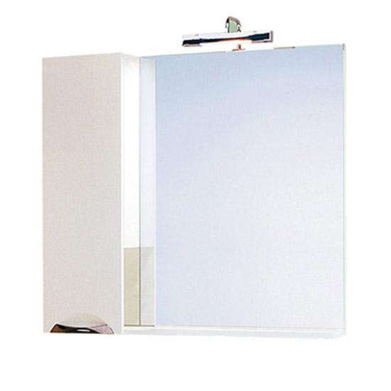 Зеркало Aqwella Лайн 85 Li.02.08 зеркало шкаф aqwella эколайн 85 с подсветкой eco l 02 08