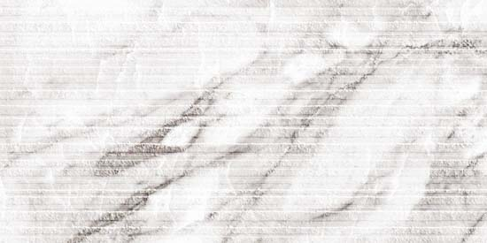 Carrara White Stripes плитка настенная структ. 300x600 мм