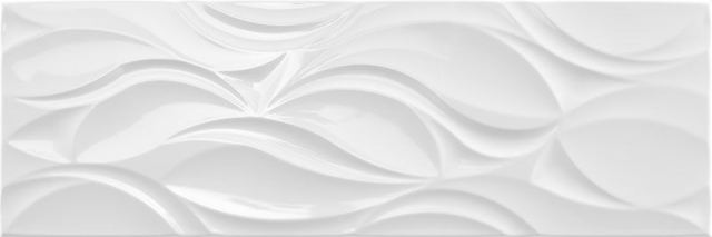 Настенная плитка Argenta Blanco Brillo Narval White 30х90 цена