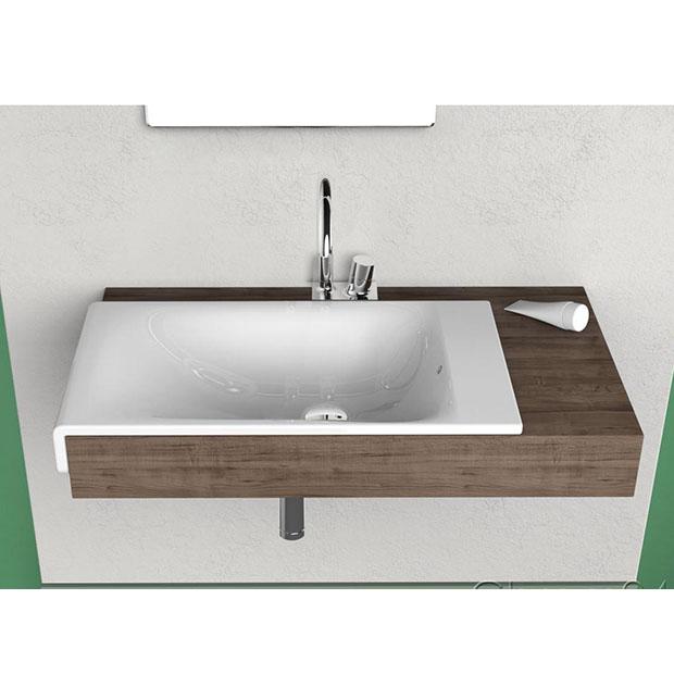 Раковина Artceram Towel ACM034 bathroom accessory wall mounted black oil rubbed brass bath towel ring towel rack holder aba856