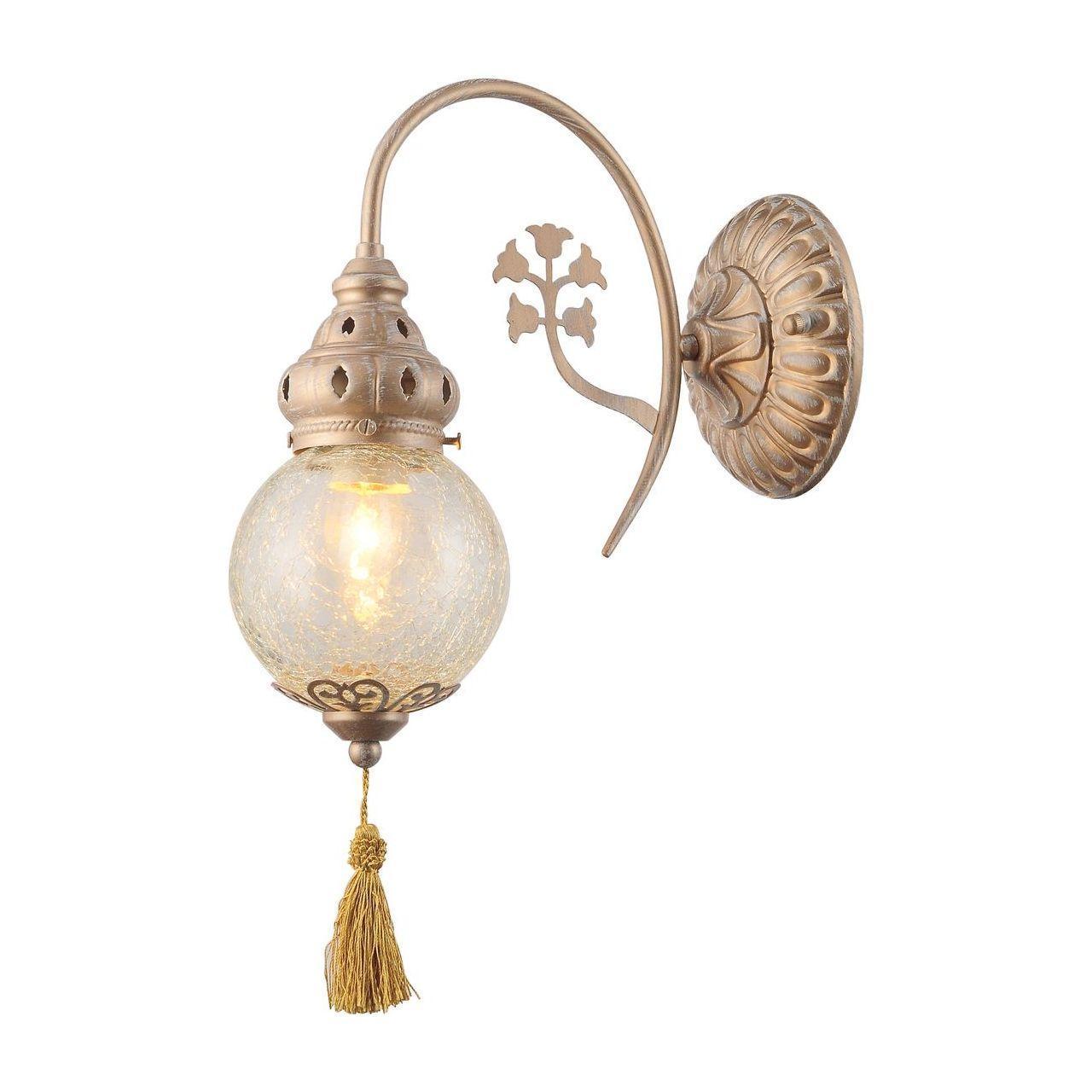 Бра Arte Lamp A2146AP-1GA arte lamp a8100ap 1ga