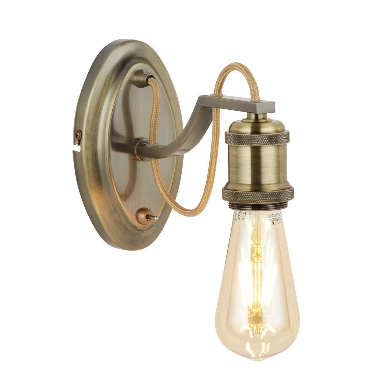 Бра Arte Lamp Inedito A2985AP-1AB бра arte lamp a2985ap 1ab