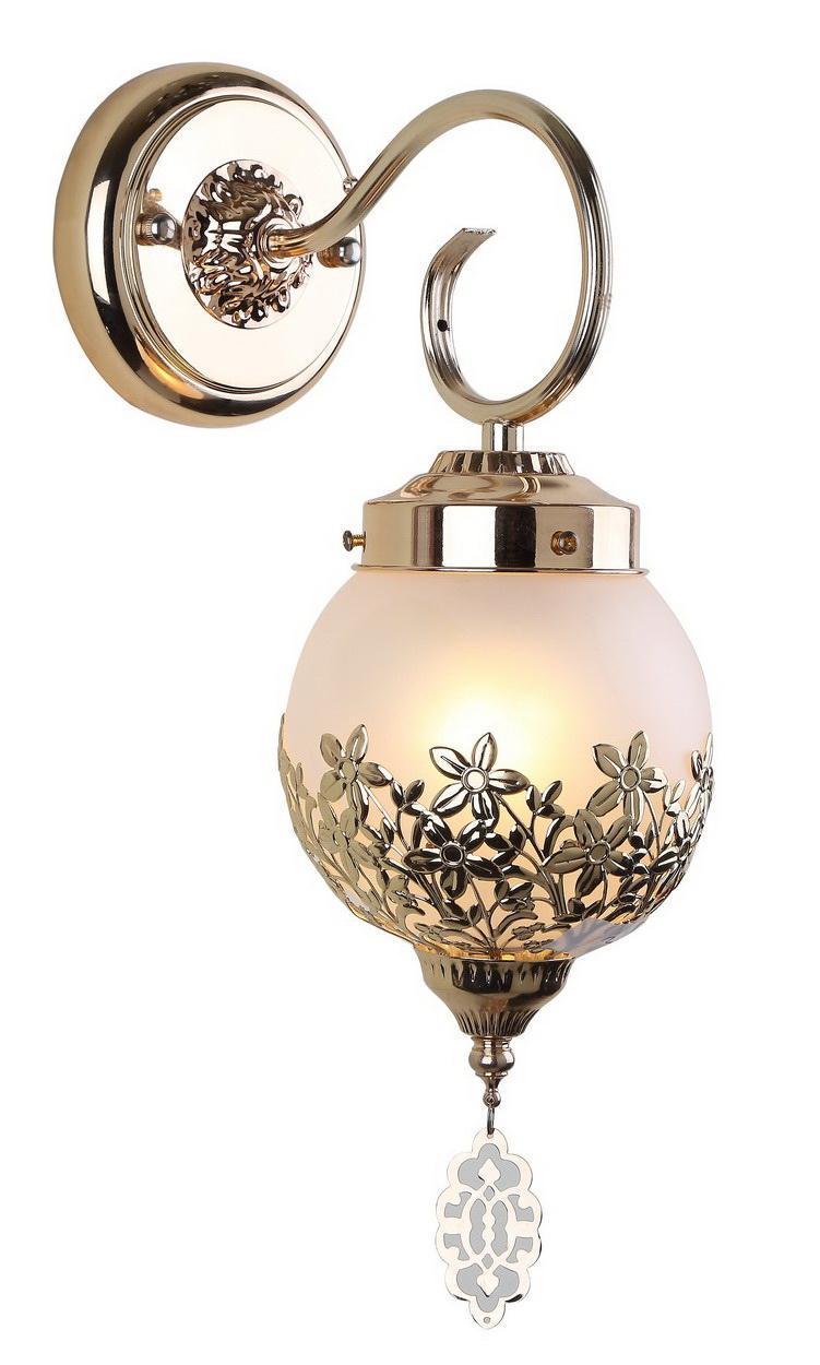 Бра Arte Lamp Moroccana A4552AP-1GO цена 2017