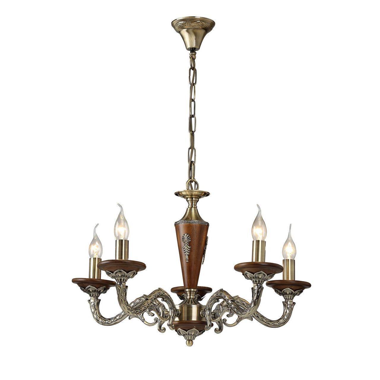 Люстра Arte Lamp Verdi A5603LM-5AB подвесная люстра arte lamp a5603lm 5ab