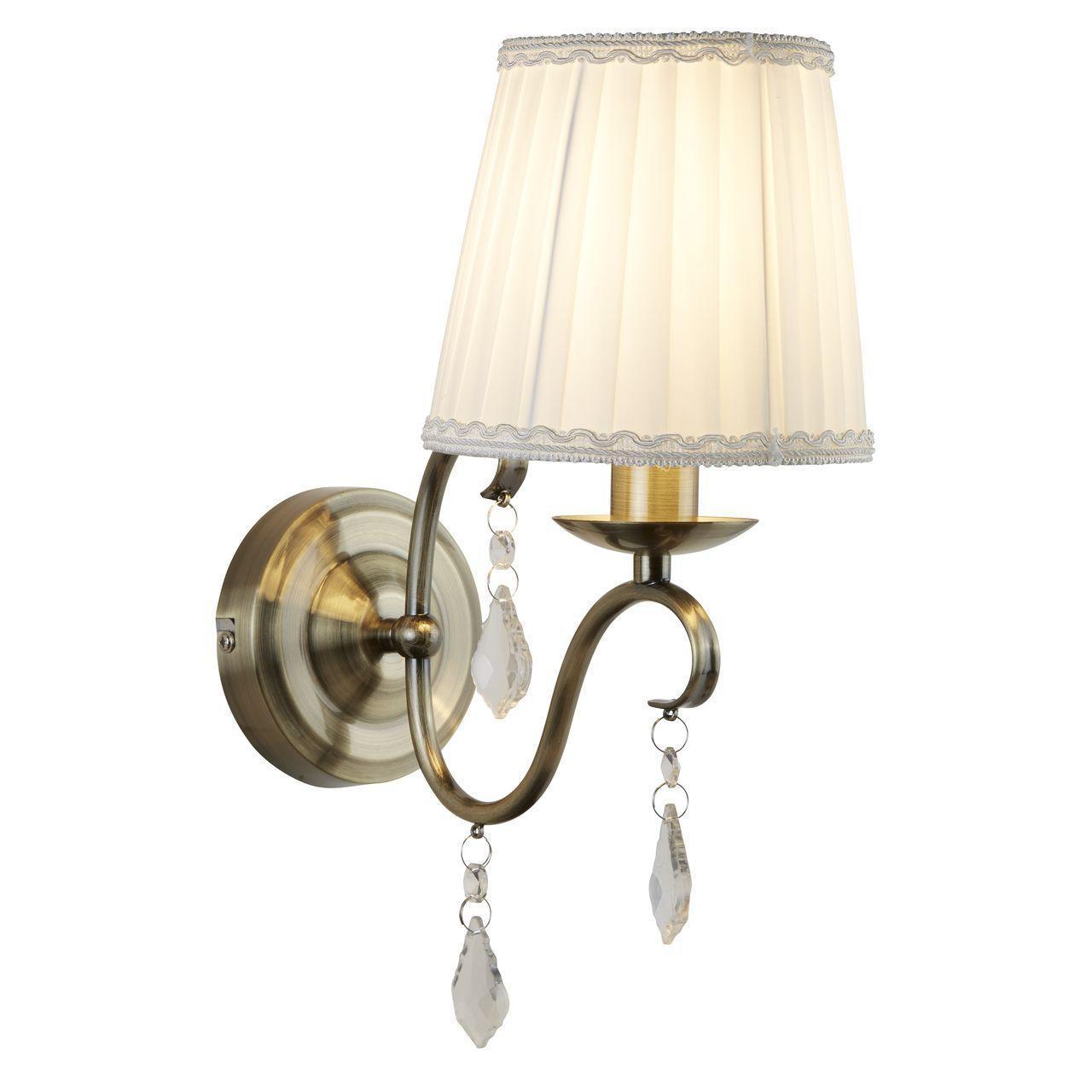 Бра Arte Lamp Innamorata A2313AP-1AB светильник настенный arte lamp a2313ap 1ab