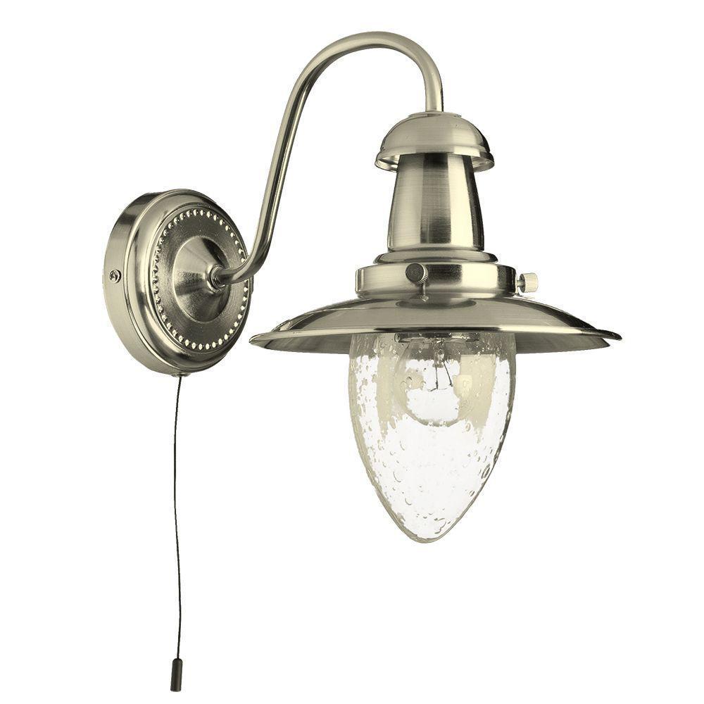 Бра Arte Lamp Fisherman A5518AP-1SS arte lamp бра arte lamp interior a7108ap 1ss