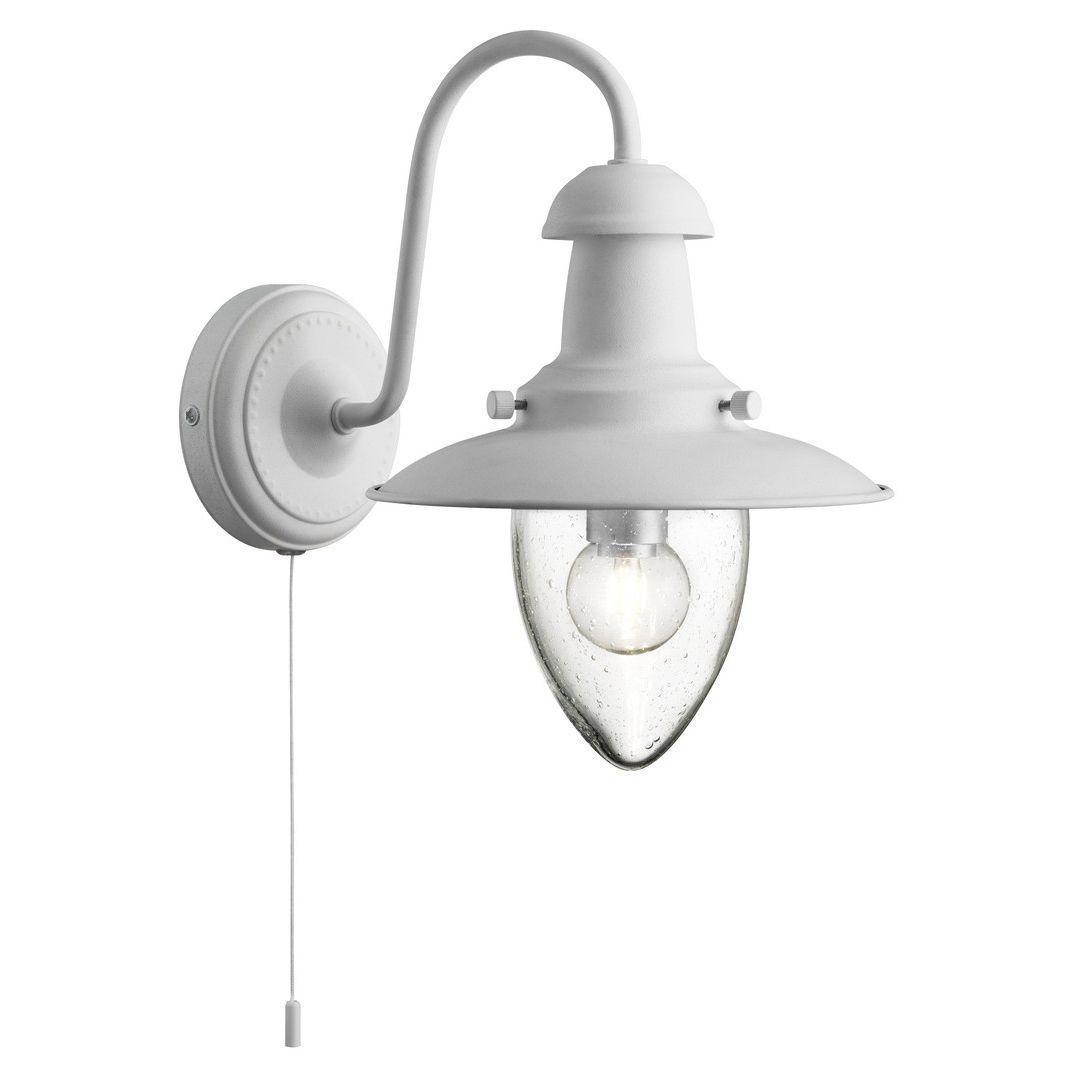 Бра Arte Lamp Fisherman A5518AP-1WH бра arte lamp fisherman a5518ap 1ab