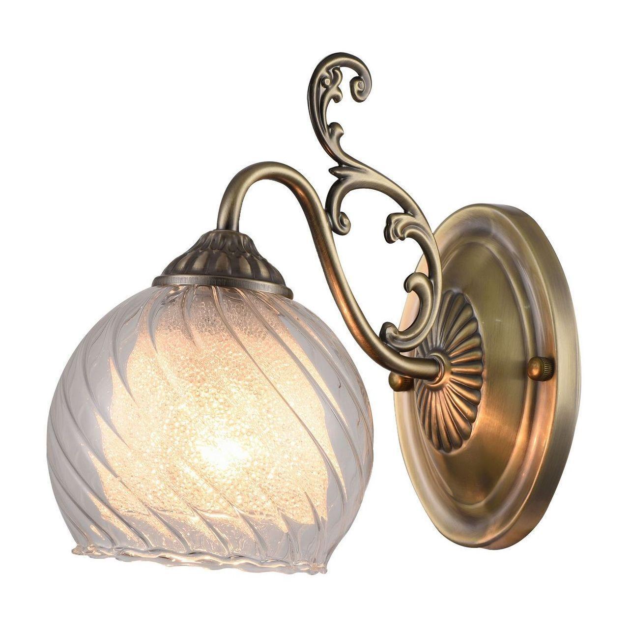 Бра Arte Lamp A7062AP-1AB бра arte lamp 7062 a7062ap 1wg