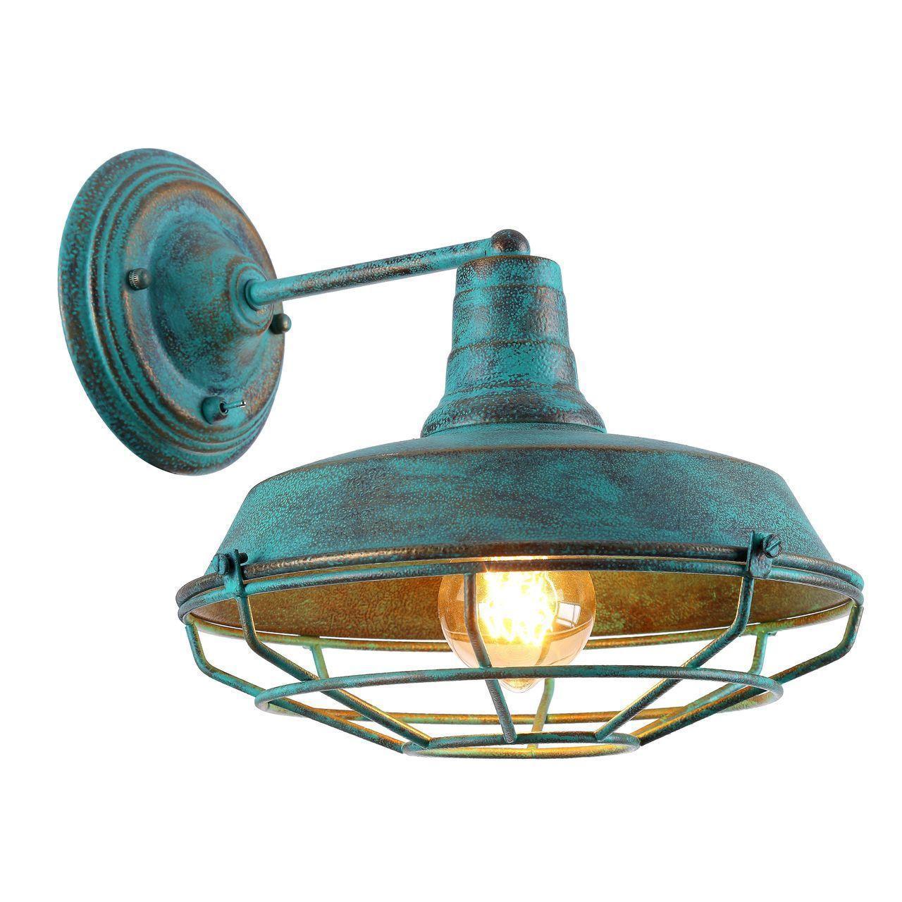 Бра Arte Lamp Ferrico A9183AP-1BG бра arte lamp ferrico a9183ap 1wg