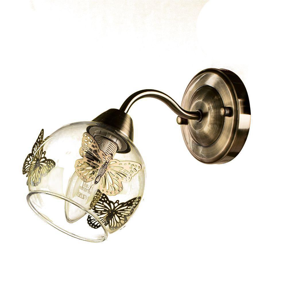 Бра Arte Lamp 29 A5004AP-1AB a5004ap 1ab arte lamp