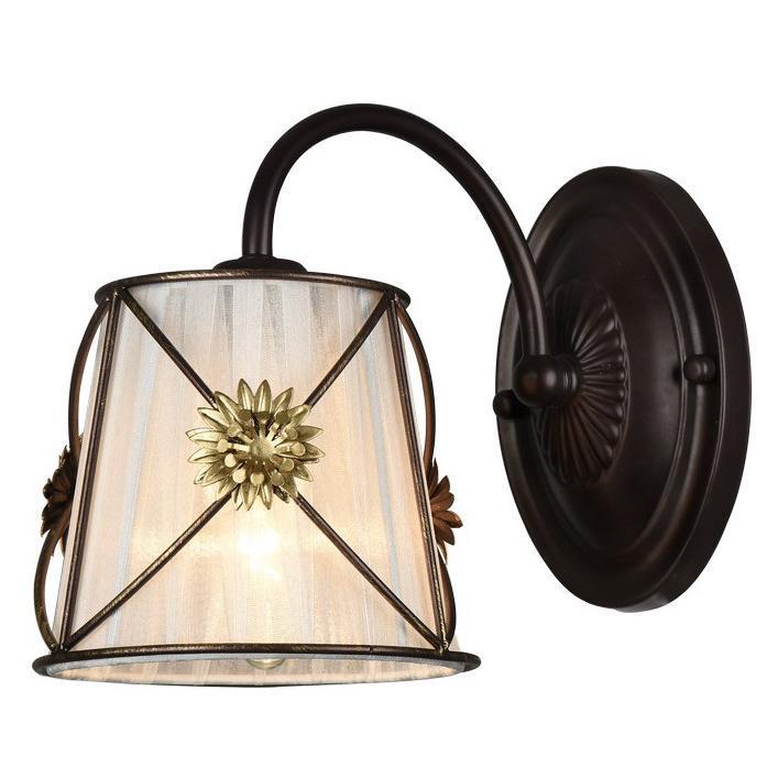 Бра Arte Lamp 72 A5495AP-1BR бра arte lamp palermo a2053ap 1br