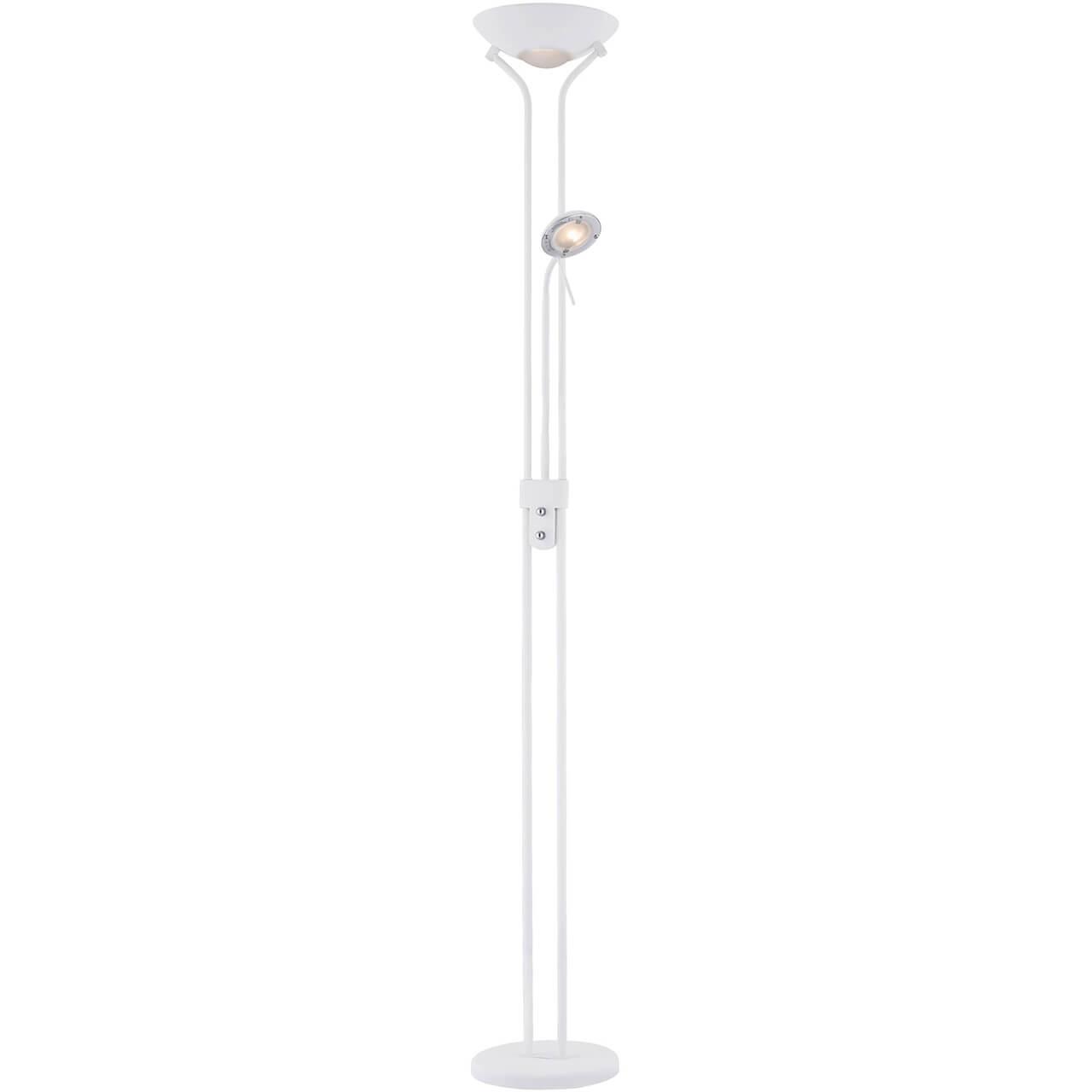 Торшер Arte Lamp Duetto A4329PN-2WH торшер arte lamp duetto a4329pn 2ab