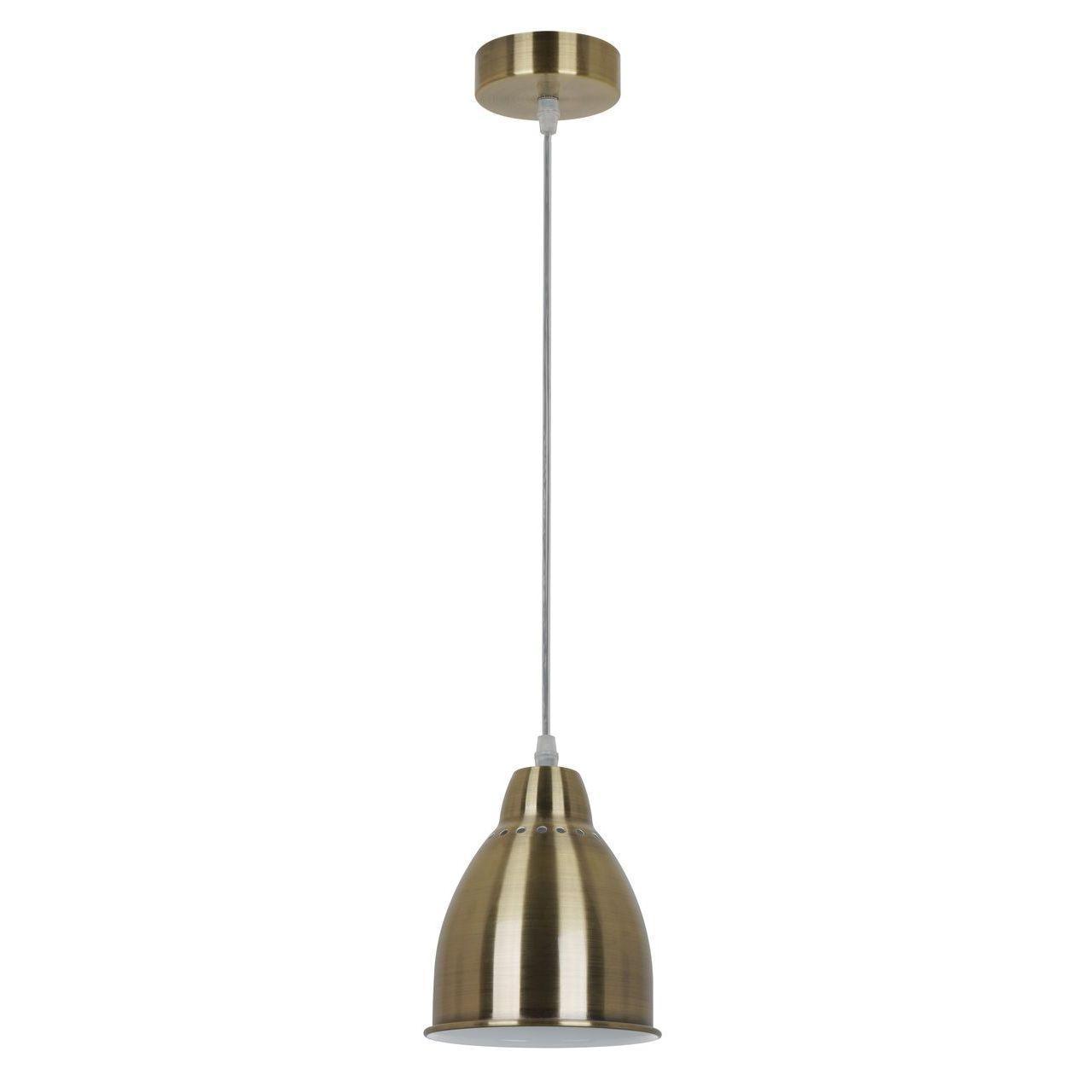 Подвесной светильник Arte Lamp Braccio A2054SP-1AB подвесной светильник arte lamp braccio a2054sp 1ab