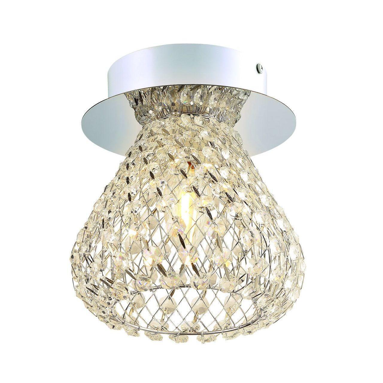Потолочный светильник Arte Lamp Adamello A9466PL-1CC arte lamp потолочный светильник arte lamp adamello a9466pl 1cc
