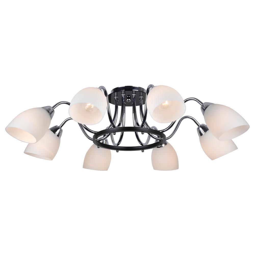 Люстра Arte Lamp Florentino A7144PL-8BK потолочная люстра arte lamp fiorentino a7144pl 3bk