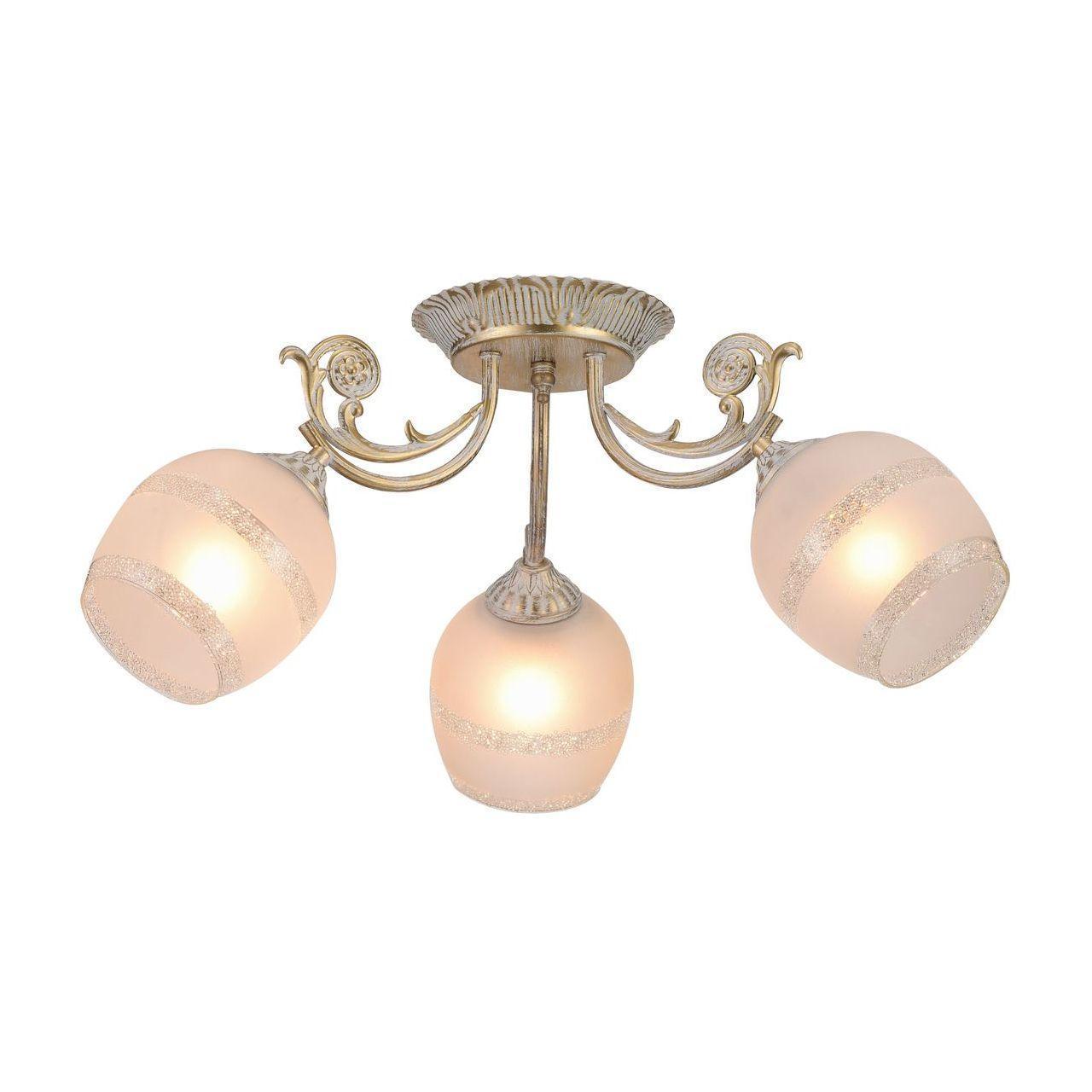цена на Потолочная люстра Arte Lamp A7060PL-3WG