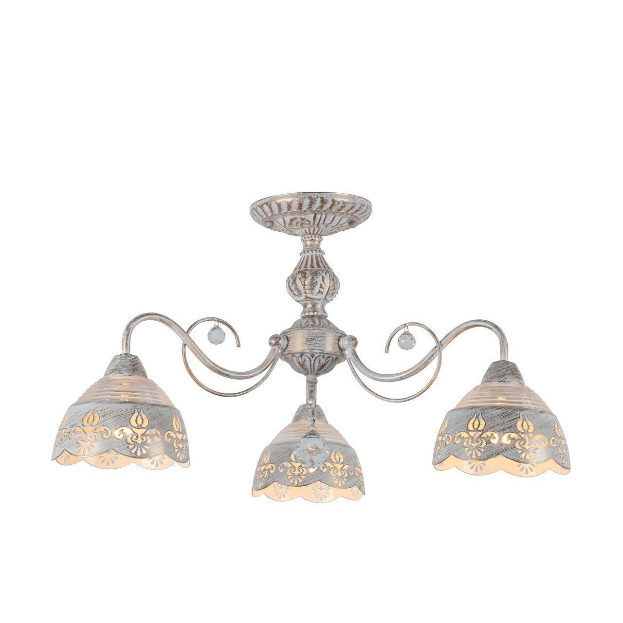 Люстра Arte Lamp Sicilia A9106PL-3WG потолочная arte lamp потолочная люстра arte lamp sicilia a9106pl 3wg